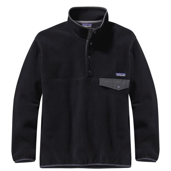 Patagonia Jackets & Blazers - Lightweight Synchilla Snap-T Fleece Pullover